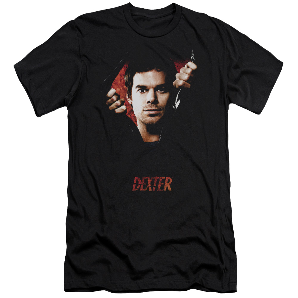 Dexter Body Bag Slim Fit T-Shirt