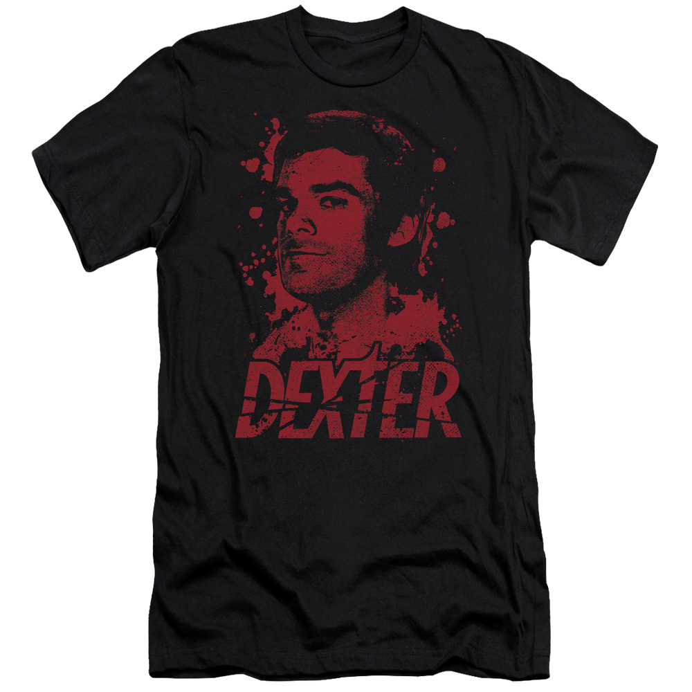 Dexter Born In Blood Slim Fit T-Shirt