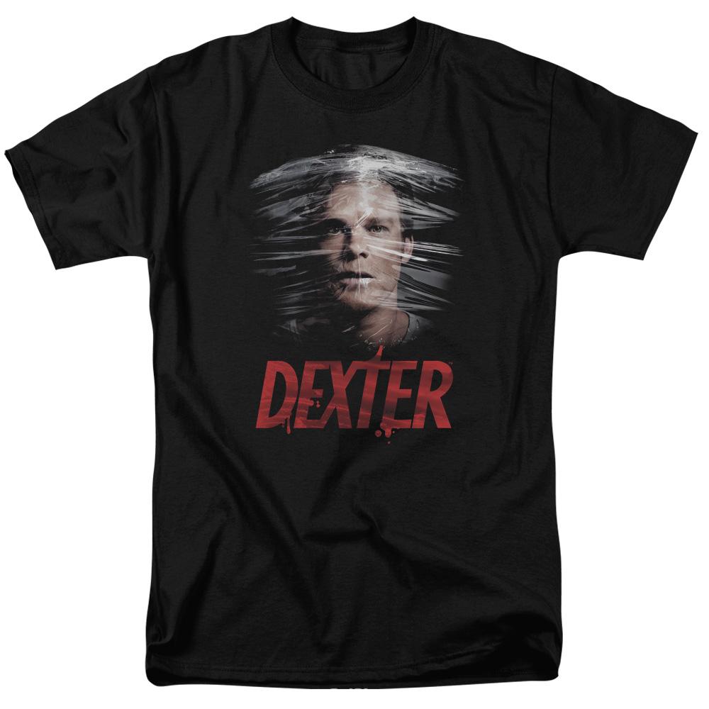 Dexter Plastic Wrap T-Shirt