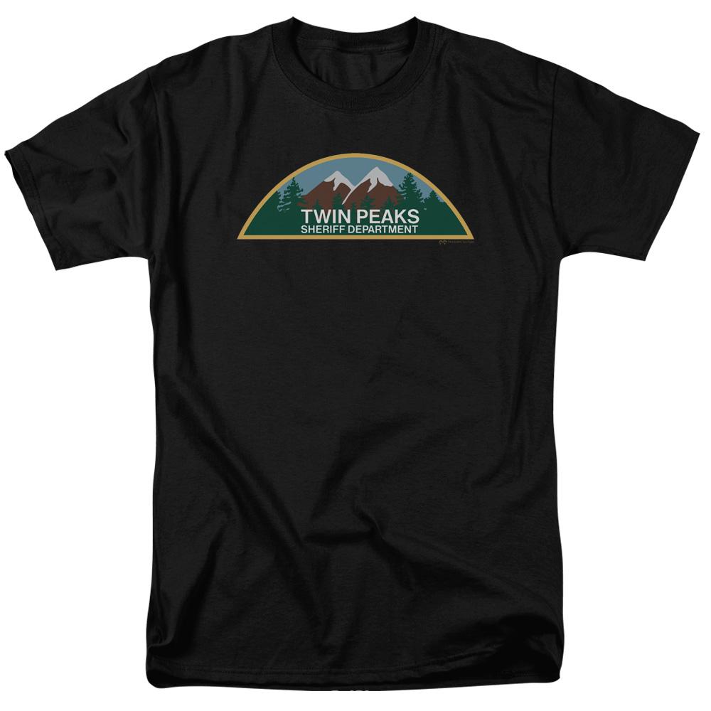 Twin Peaks - Sherrif Department T-Shirt