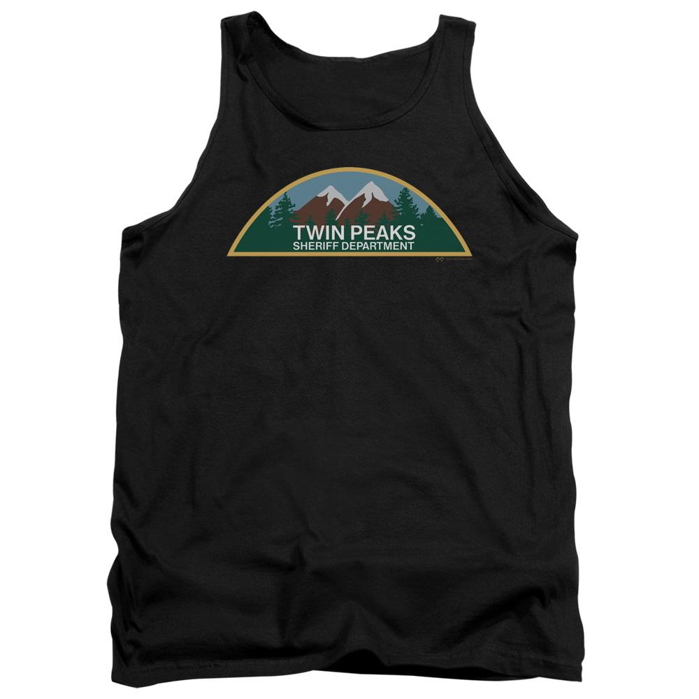 Twin Peaks - Sherrif Department Tank Top