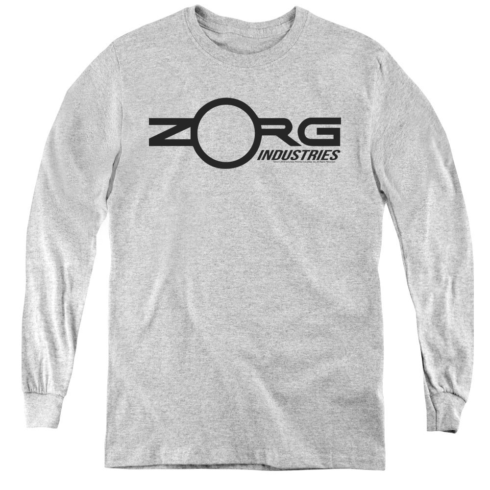Zorg The Fifth Element Movie Kids Long Sleeve Shirt