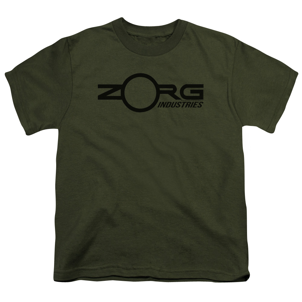 The Fifth Element Zorg Kids T-Shirt