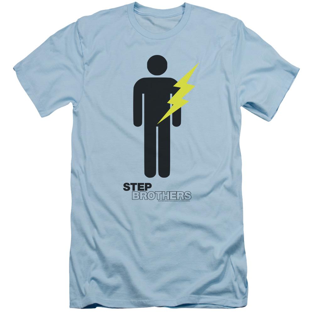 Step Brothers Lightning Slim Fit T-Shirt