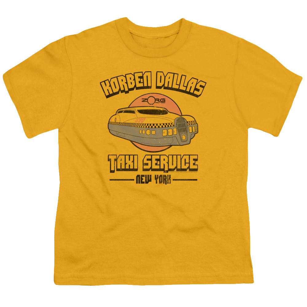 The Fifth Element Taxi Kids T-Shirt