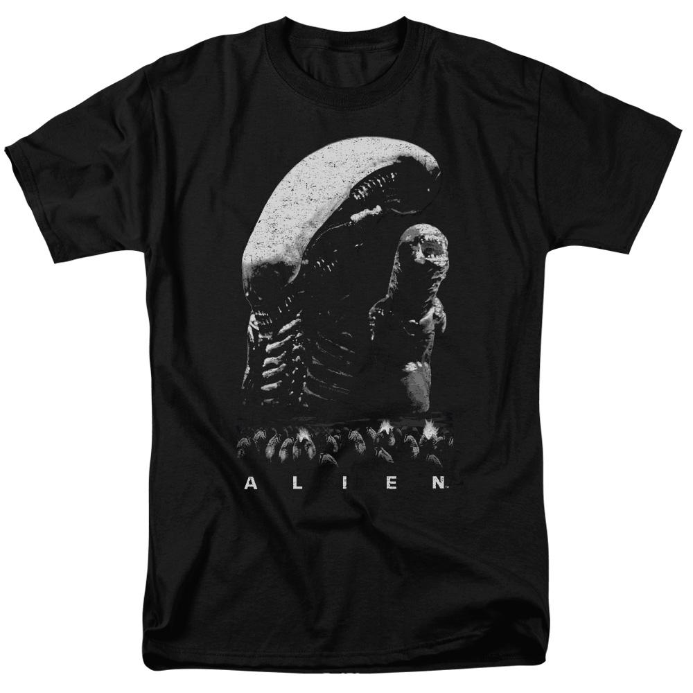 620514862 Alien Movie Evolution Licensed Adult T Shirt   eBay