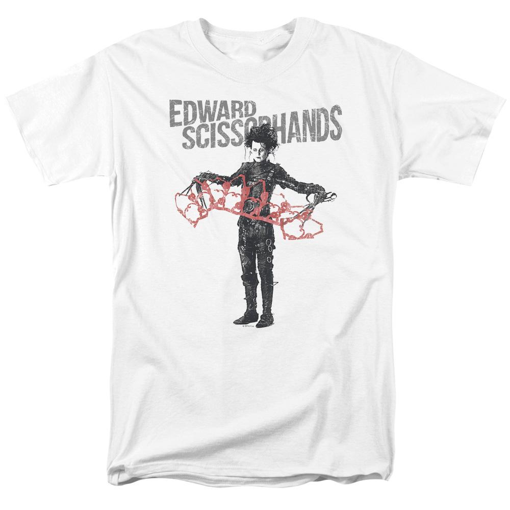 Edward Scissorhands Movie SNOWY NIGHT Licensed Adult Tank Top All Sizes