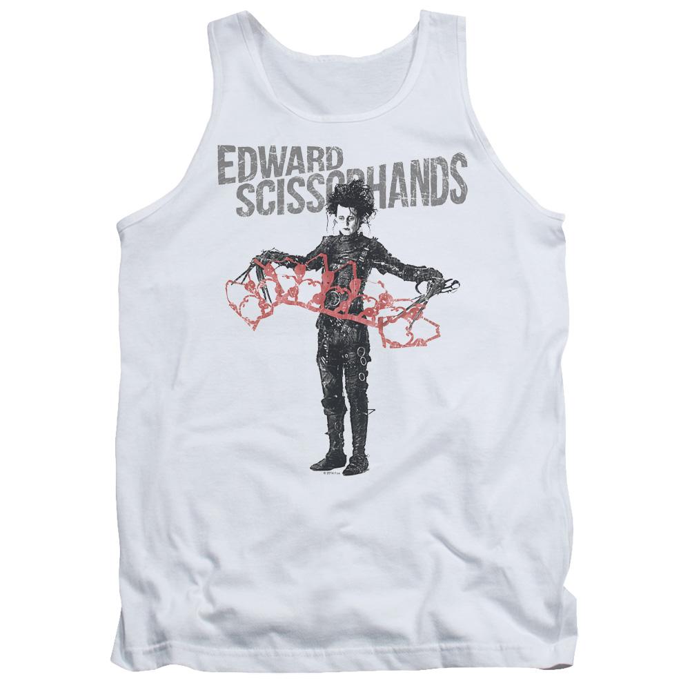 Edward Scissorhands Show & Tell Tank Top
