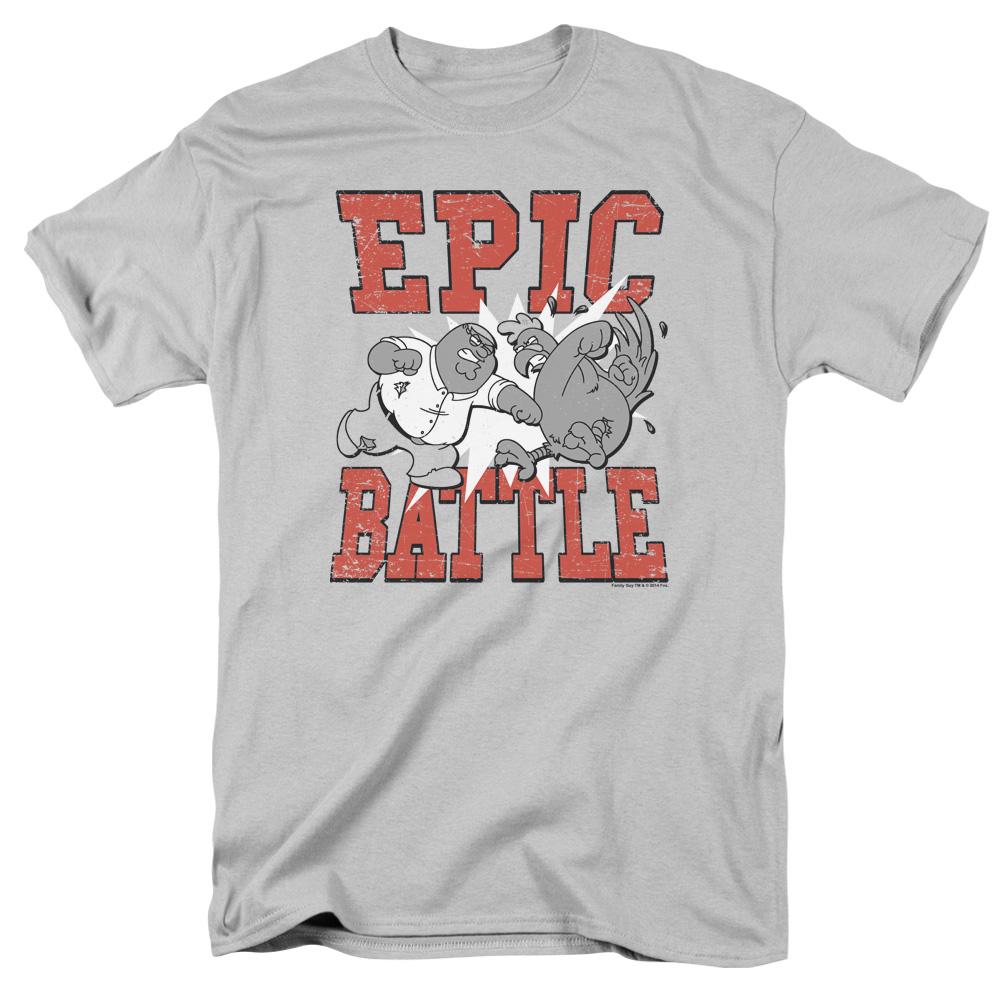 Family Guy Peter's Epic Battle T-Shirt