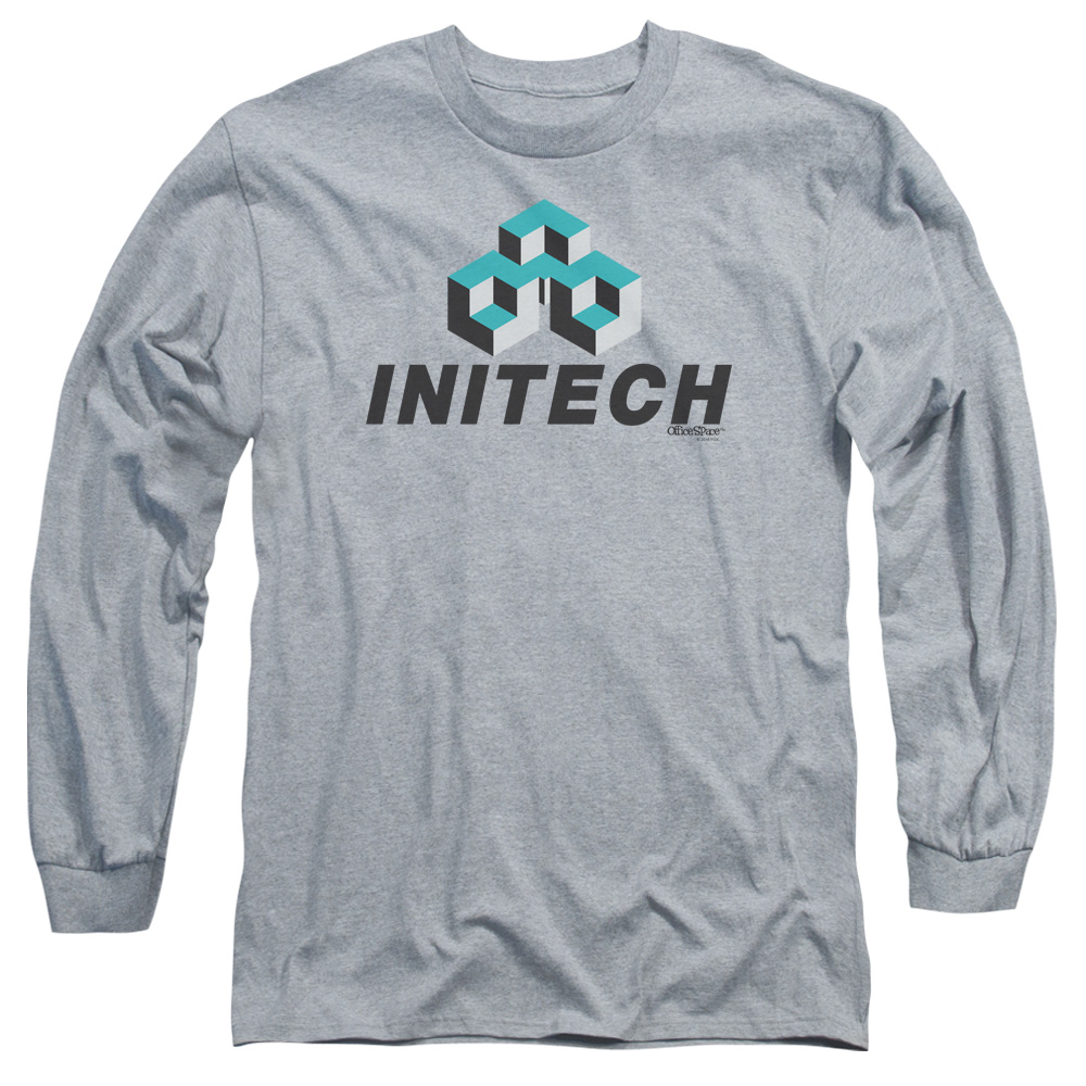 Office Space - Initech Long Sleeve Shirt