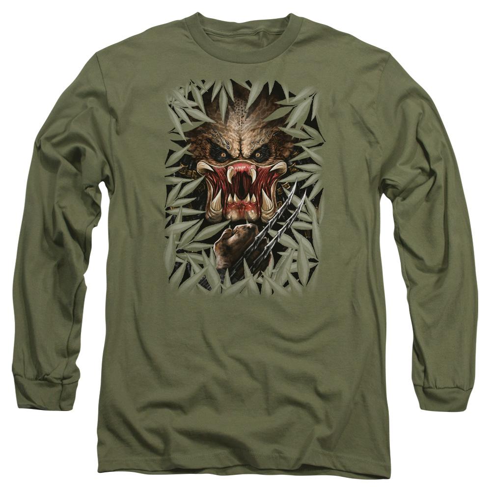 Predator -  Hidden Threat Long Sleeve Shirt