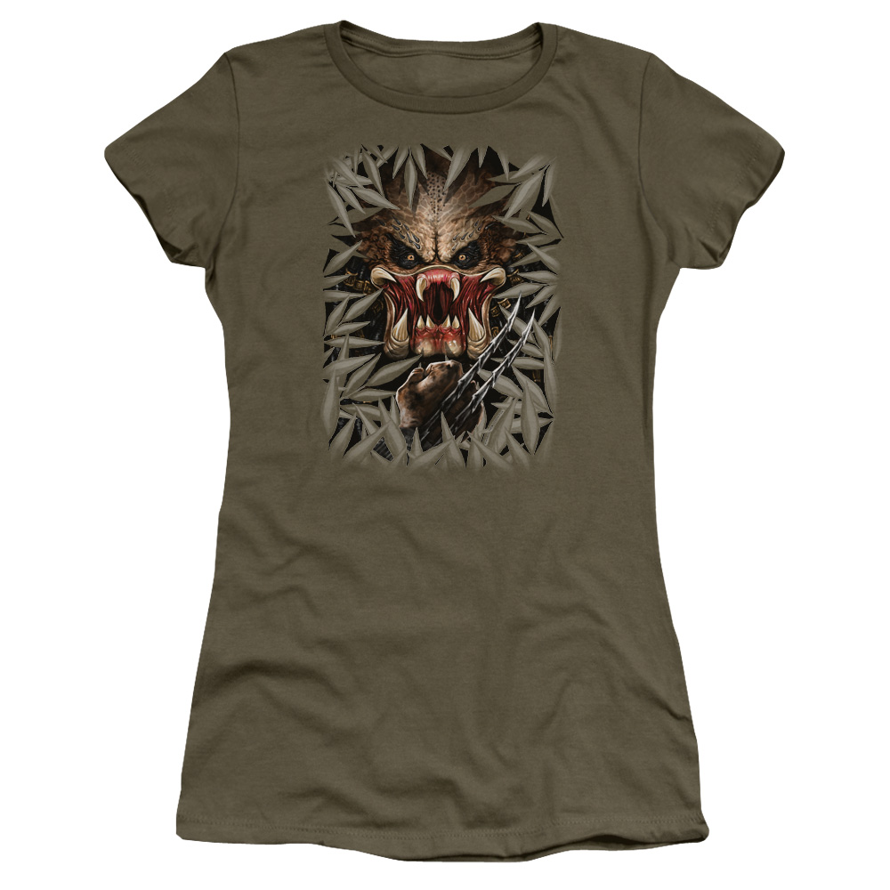 Predator -  Hidden Threat Junior Fit T Shirt