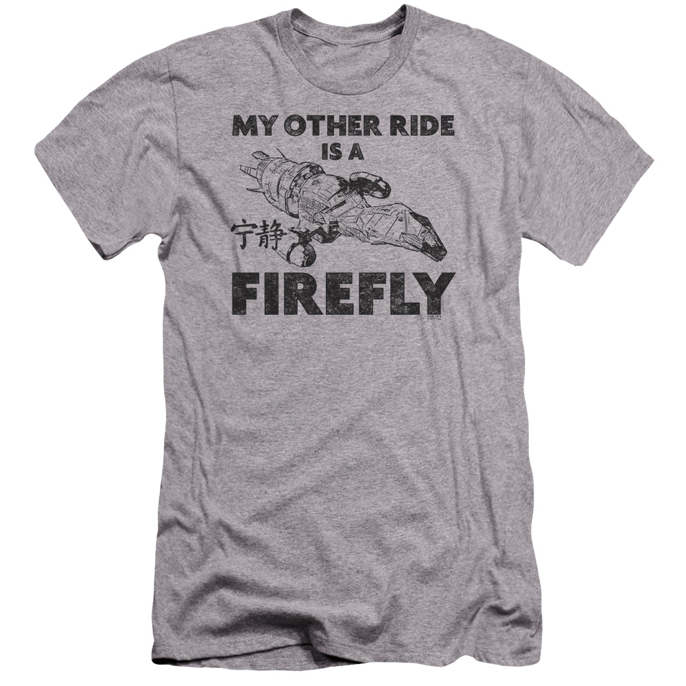 Firefly Other Ride Premium Slim Fit T-Shirt