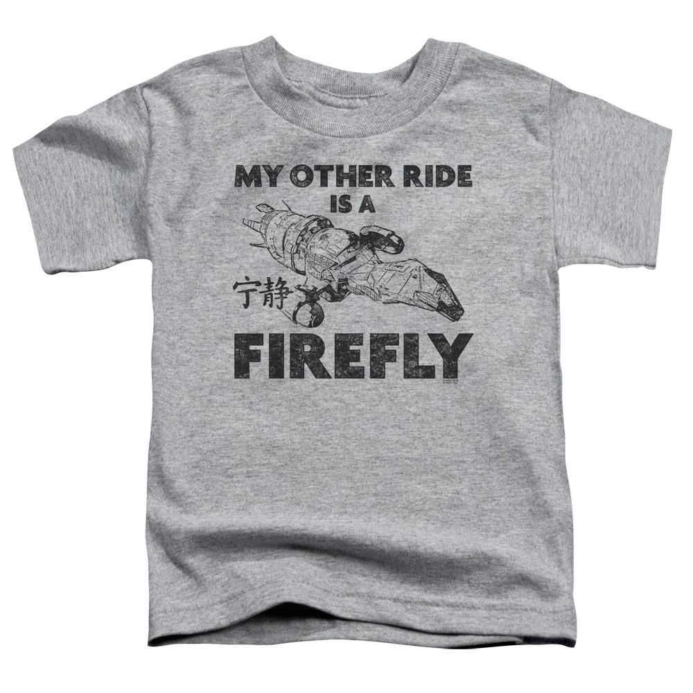 Firefly Other Ride Toddler T-Shirt