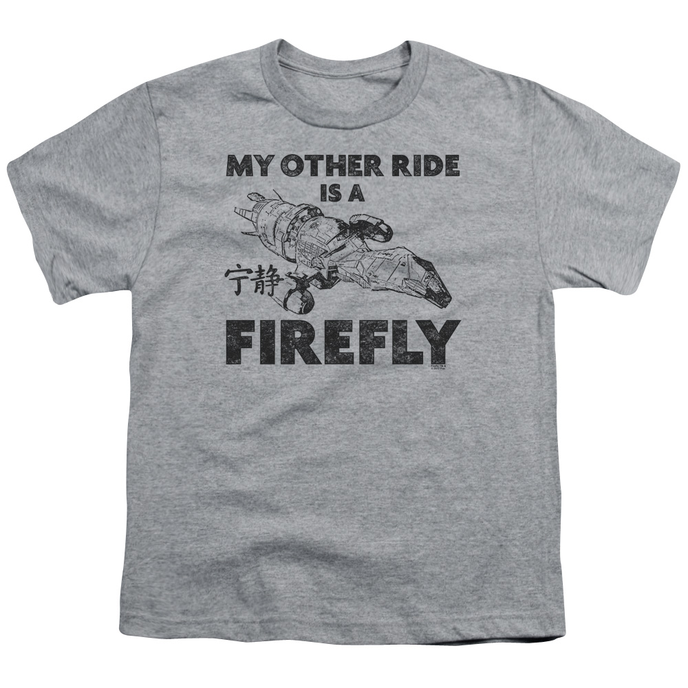Firefly Other Ride Kids T-Shirt