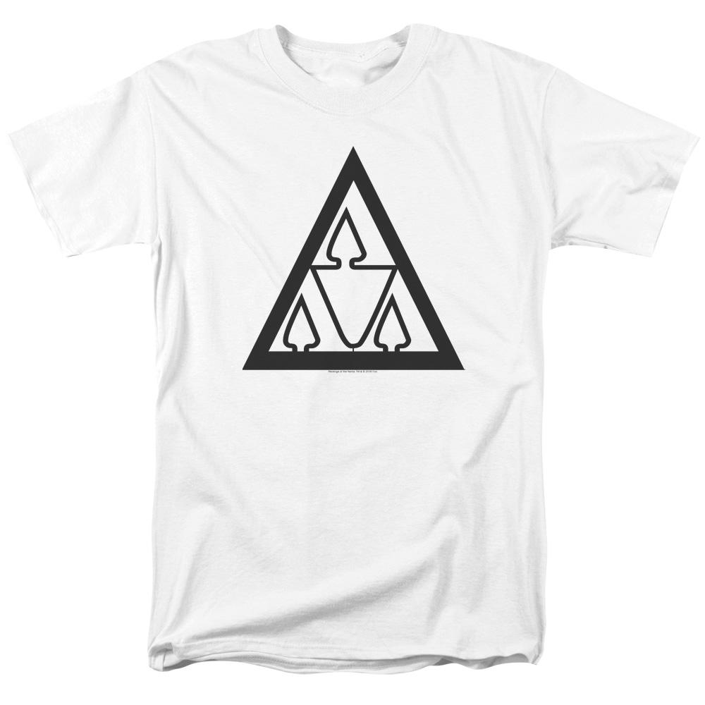 Revenge of the Nerds - Tri Lamb Logo T-Shirt