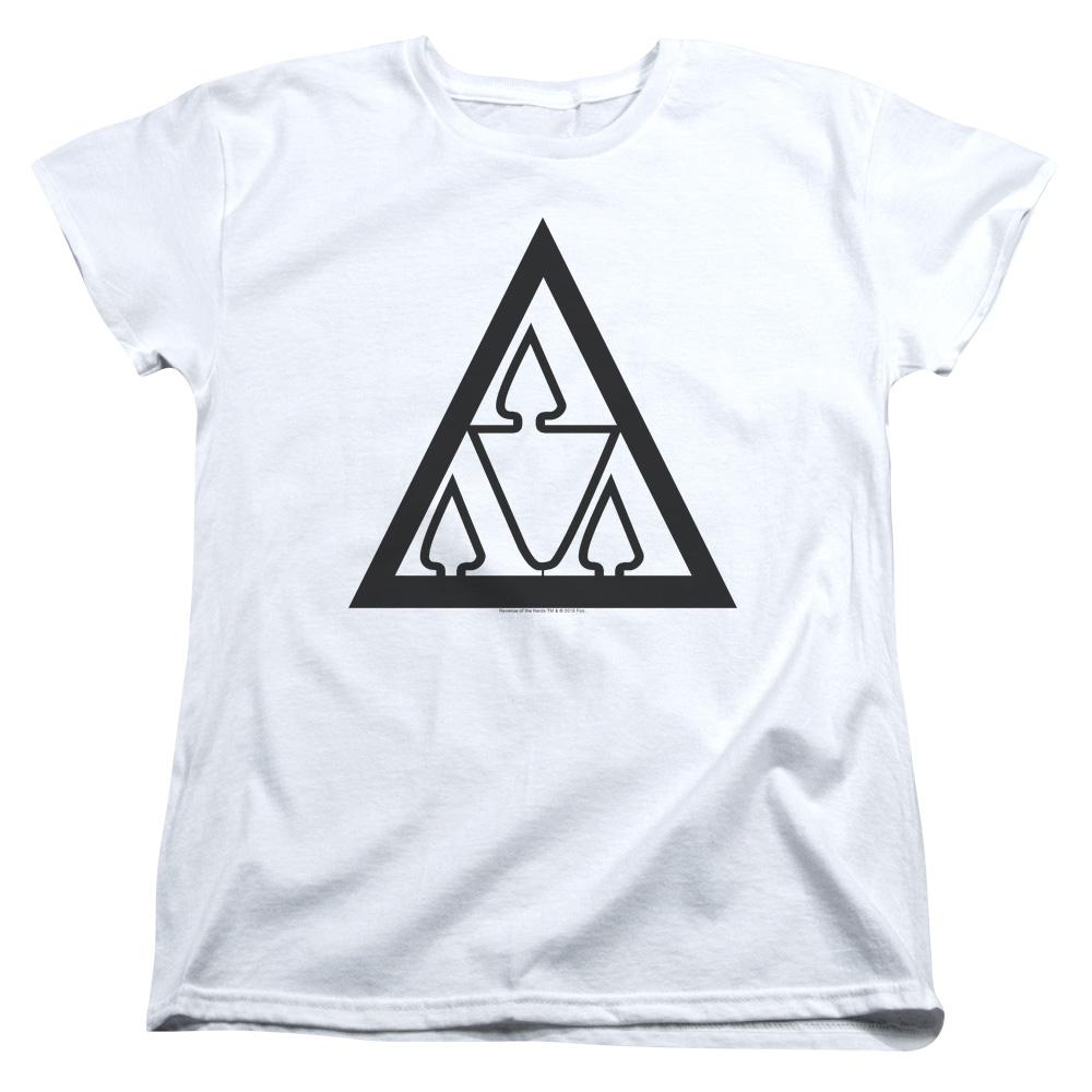 Revenge of the Nerds - Tri Lamb Logo Women's T-Shirt