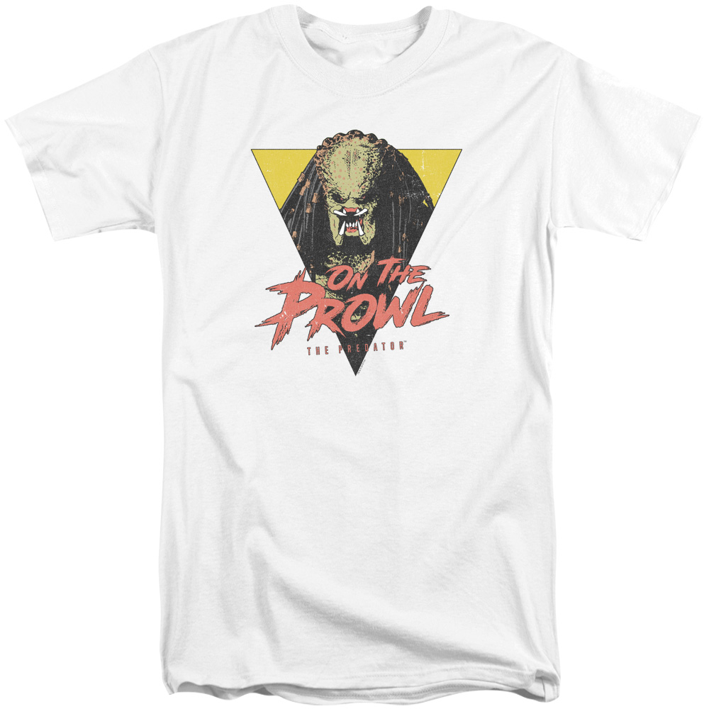 Predator 2018 On The Prowl Tall T-Shirt