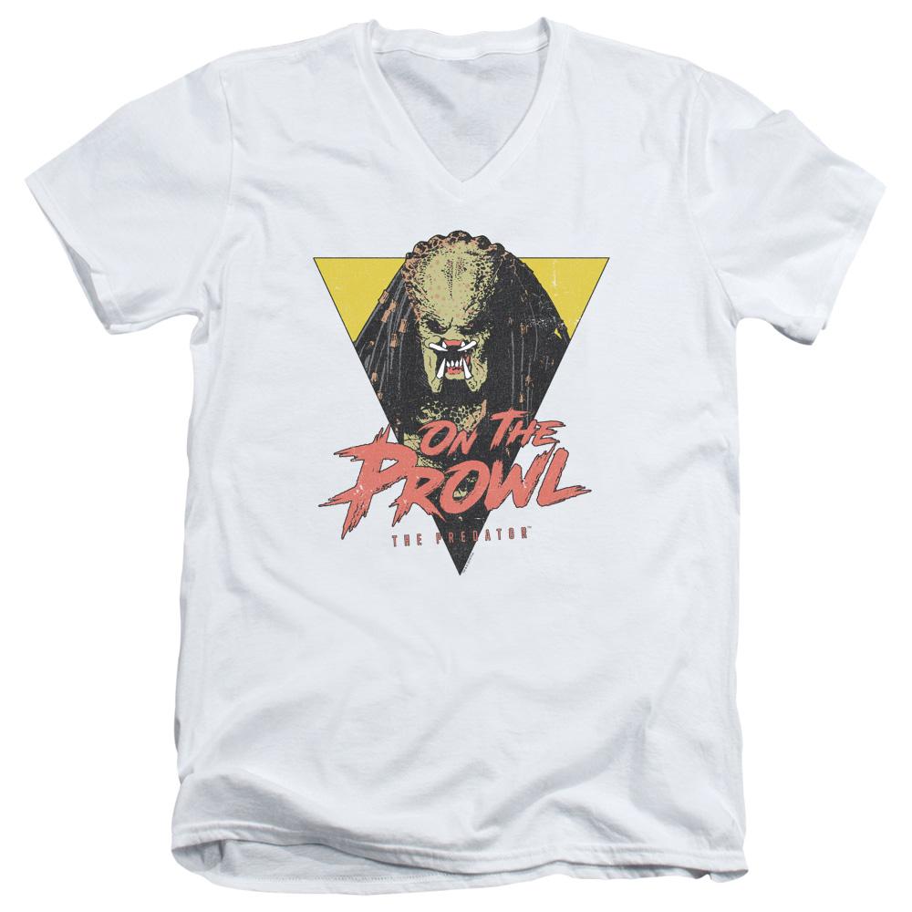 Predator 2018 On The Prowl V-Neck T-Shirt