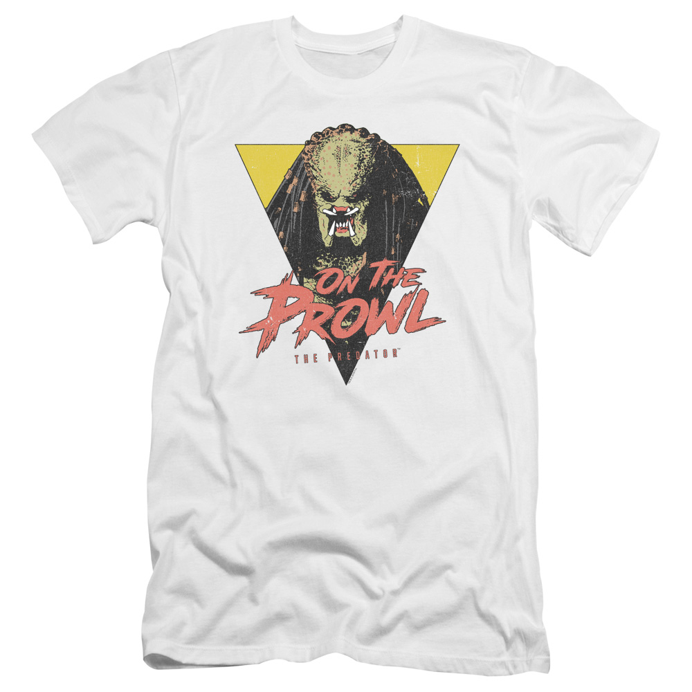 Predator 2018 On The Prowl Premium Slim Fit T-Shirt