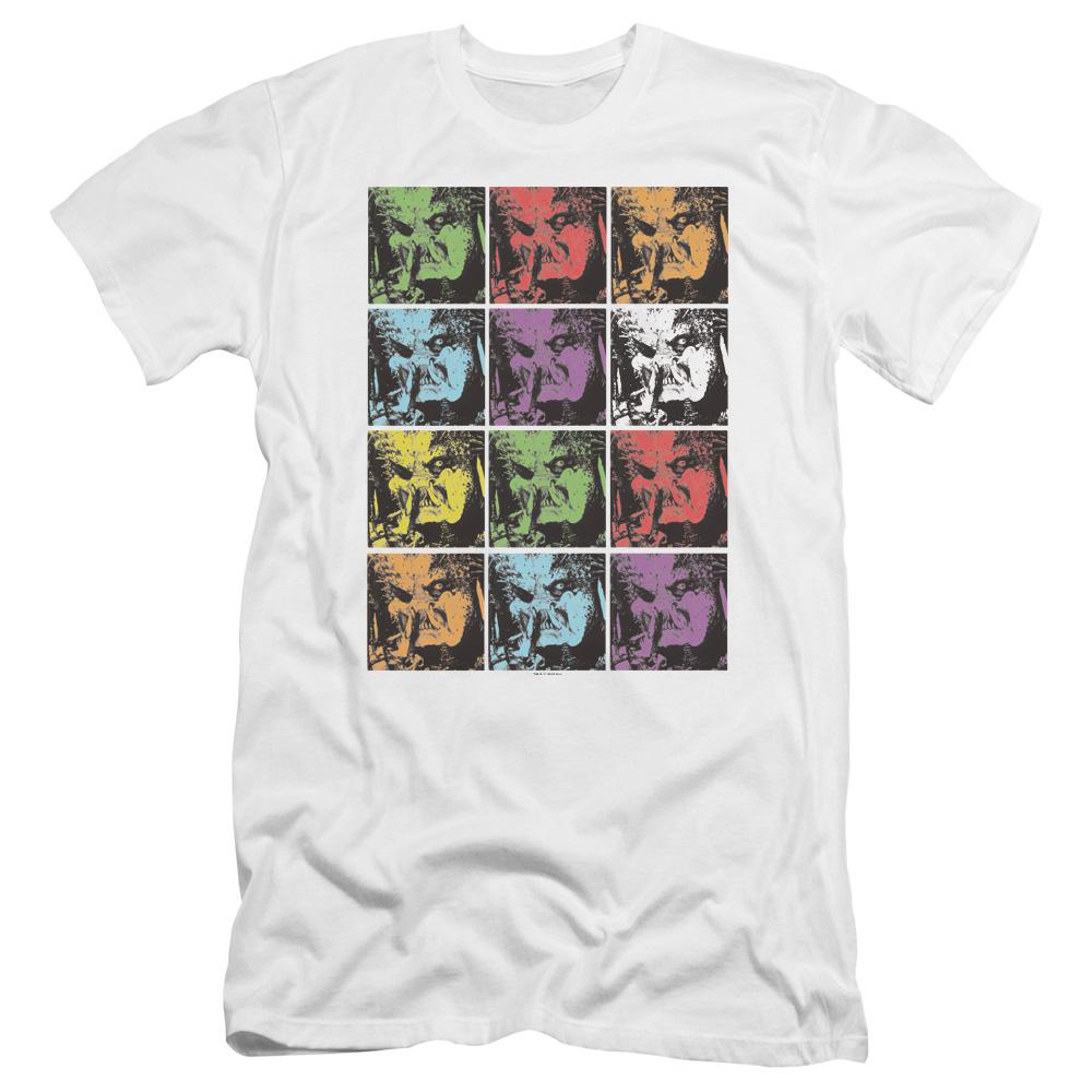 Warhol Yautja 2018 Predator Premium Slim Fit T-Shirt