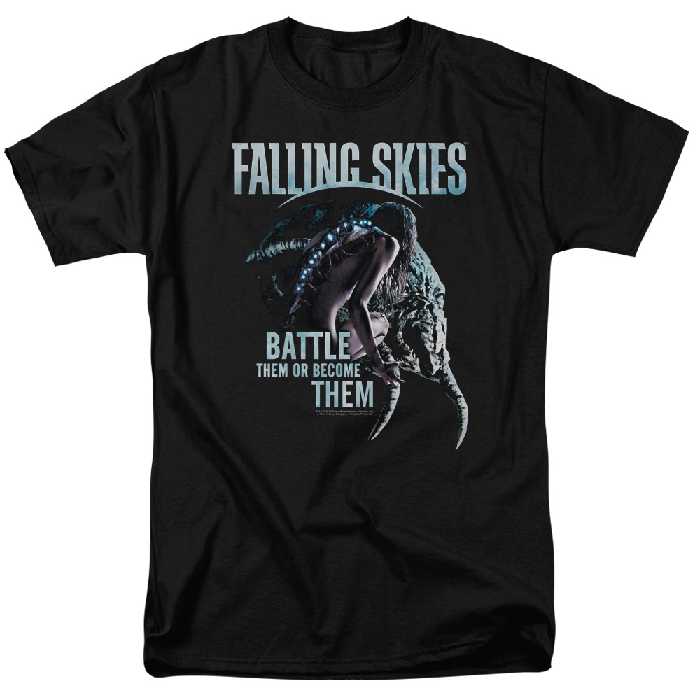 Falling Skies TV Show Battle or Become T-Shirt