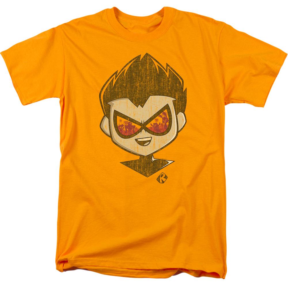 Teen Titans Go To The Movies Beachy Robin T-Shirt