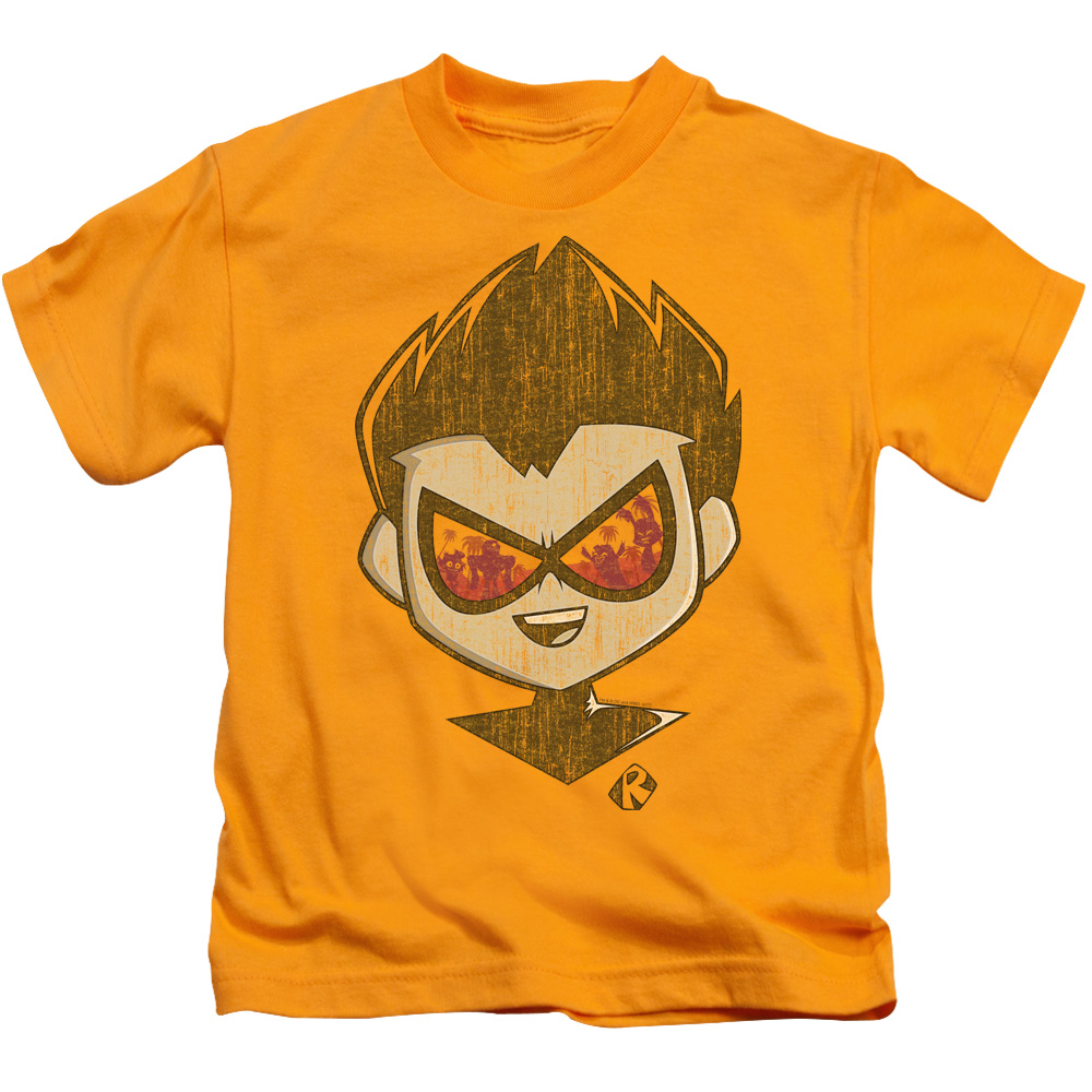 Teen Titans Go To The Movies Beachy Robin Juvy T-Shirt