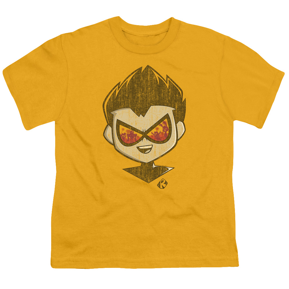 Teen Titans Go To The Movies Beachy Robin Kids T-Shirt