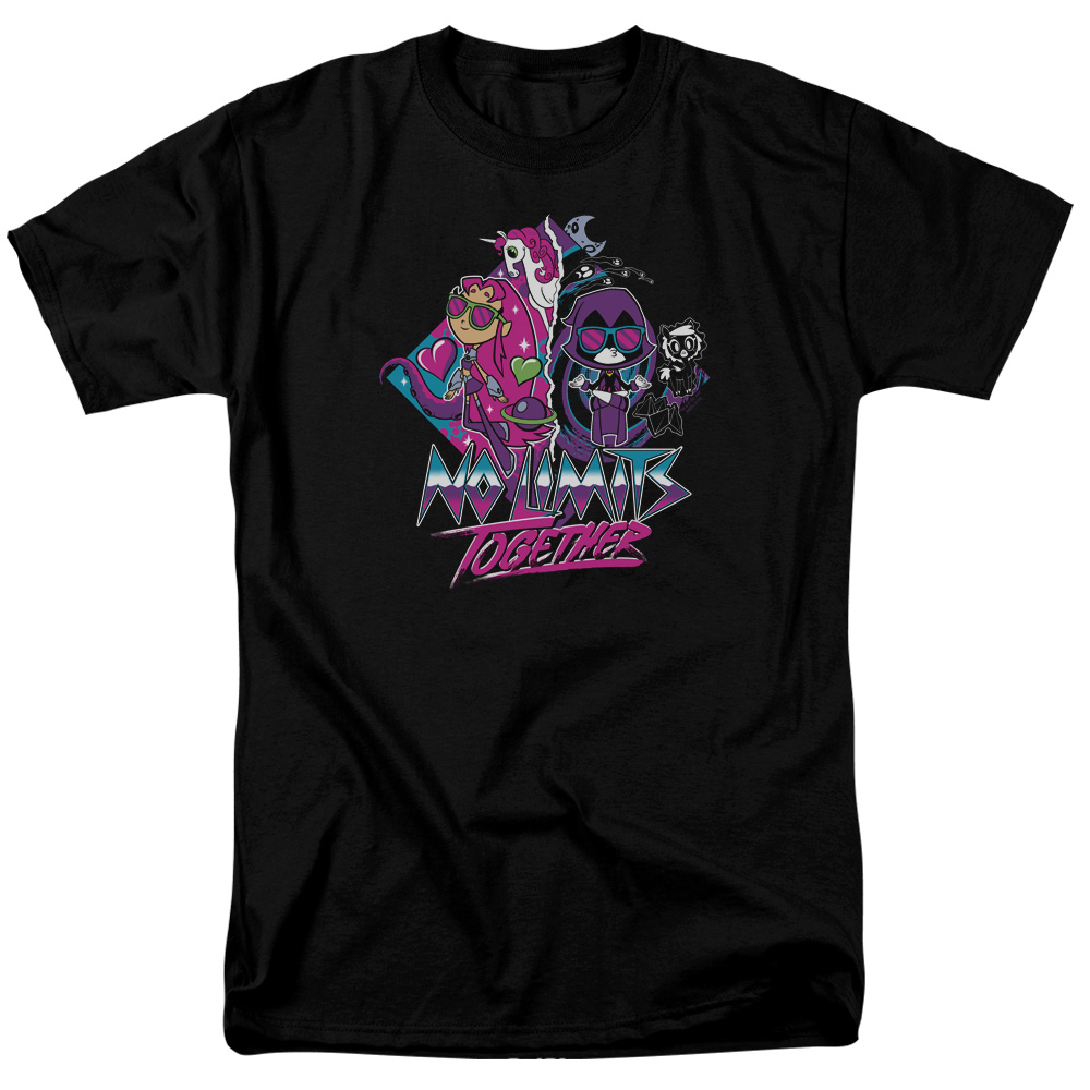Teen Titans Go To The Movies No Limits T-Shirt
