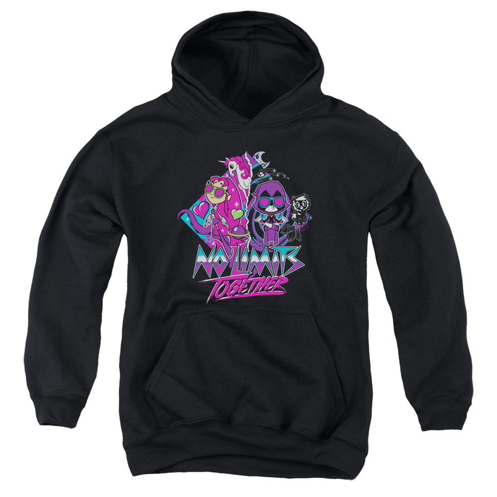 Teen Titans Go To The Movies No Limits Kids Hoodie