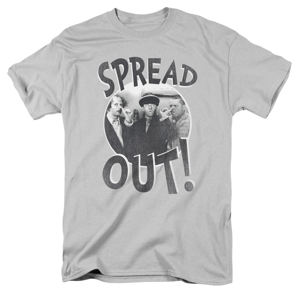 The Three Stooges Spread Out T-Shirt
