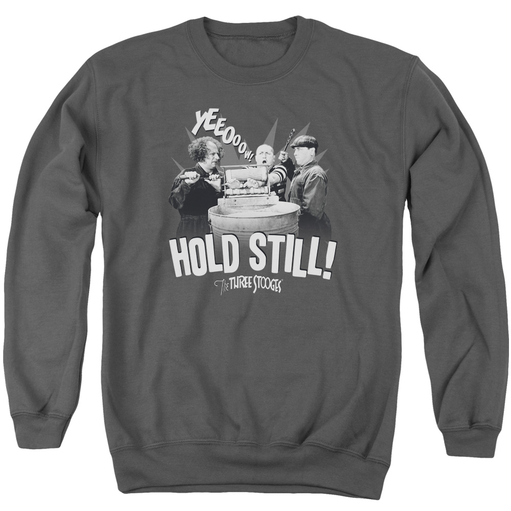 The Three Stooges Hold Still Sweater