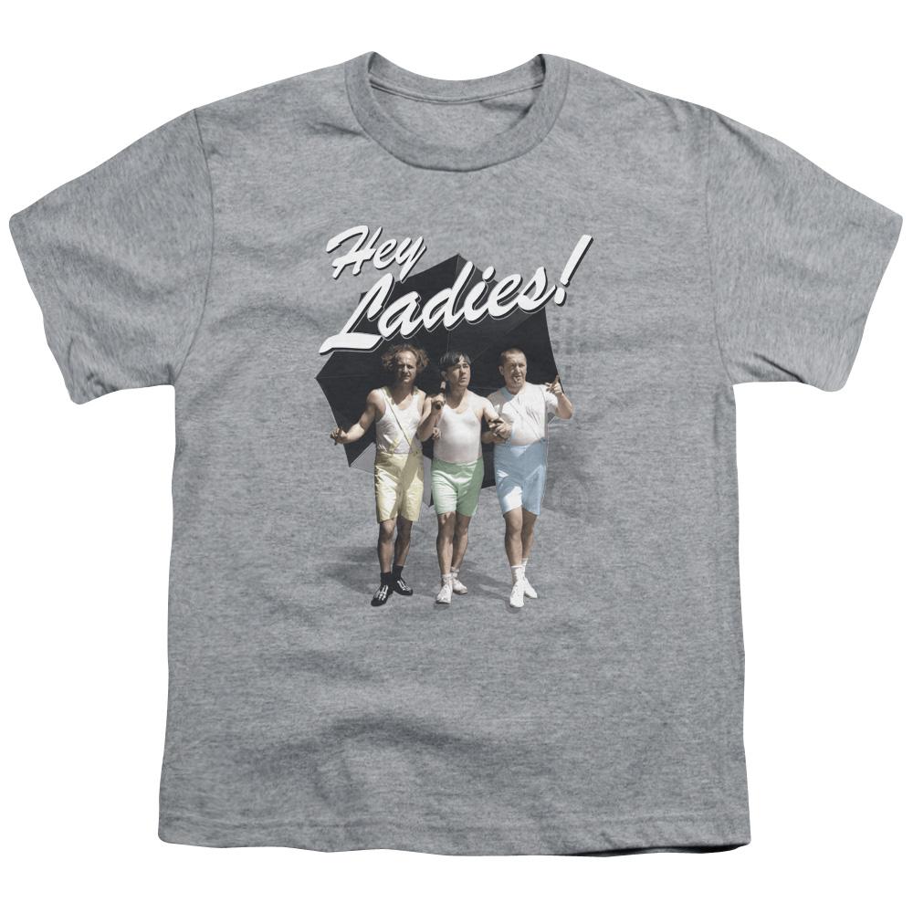 The Three Stooges Hey Ladies