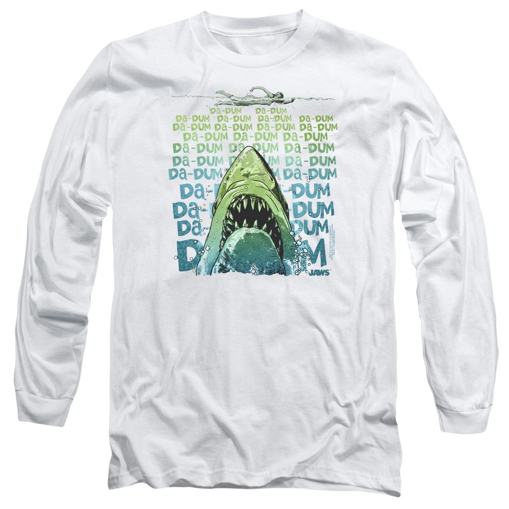 Jaws Da Dum Long Sleeve Shirt