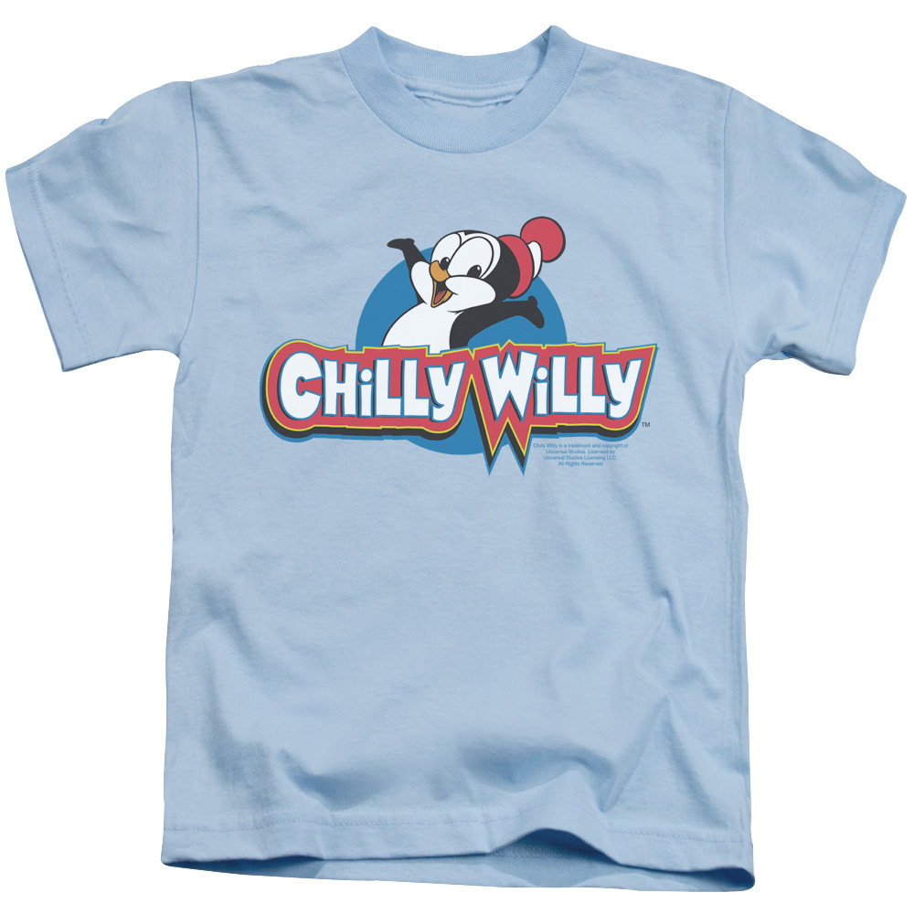 Chilly Willy Classic Penguin Logo Juvy T-Shirt
