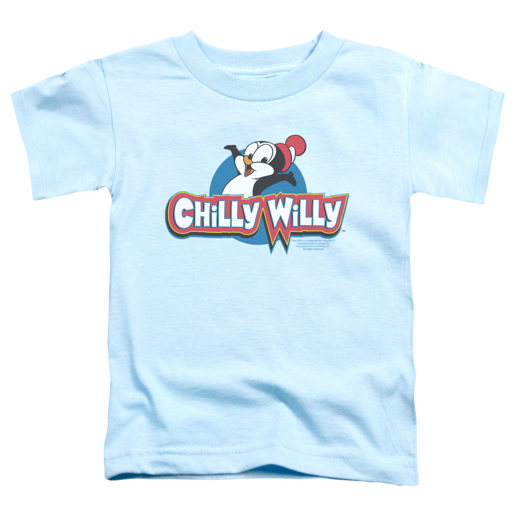 Chilly Willy Classic Penguin Logo Toddler T-Shirt