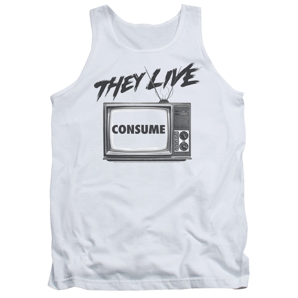 They Live Tank Top
