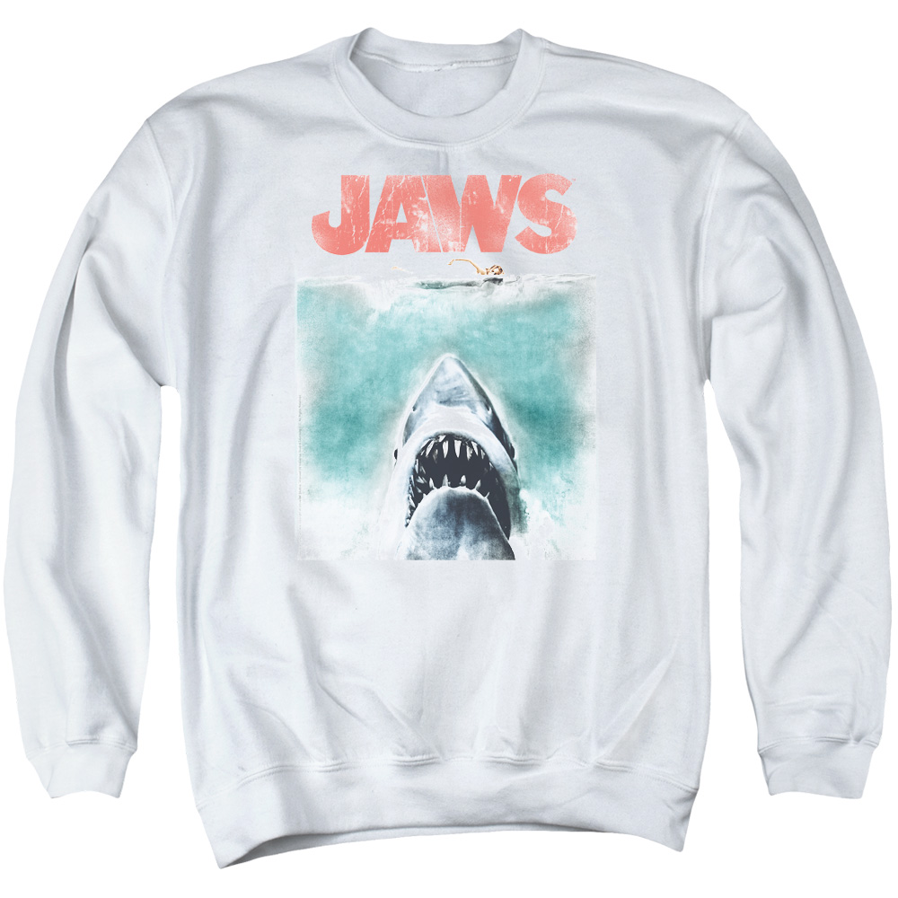 Vintage Poster Jaws Sweater