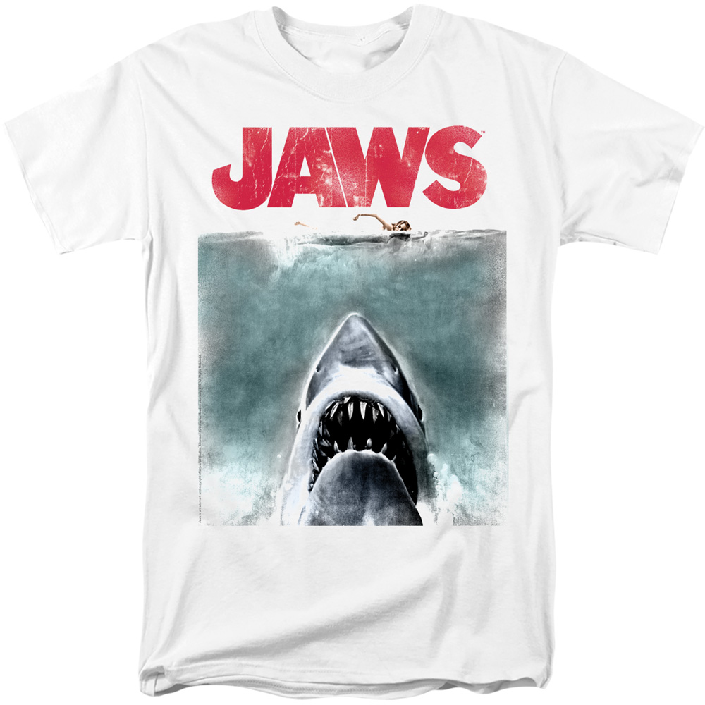 Vintage Poster Jaws T-Shirt