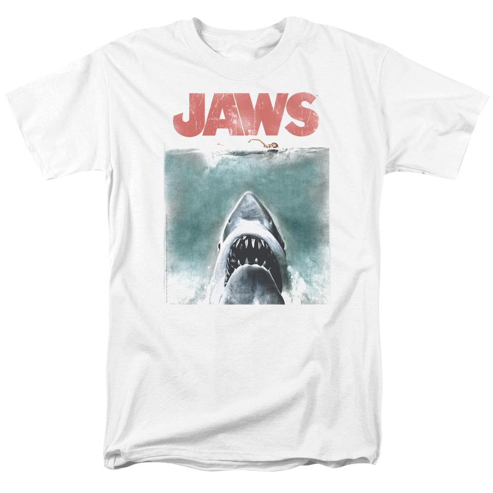 Vintage Poster Jaws T-Shirt