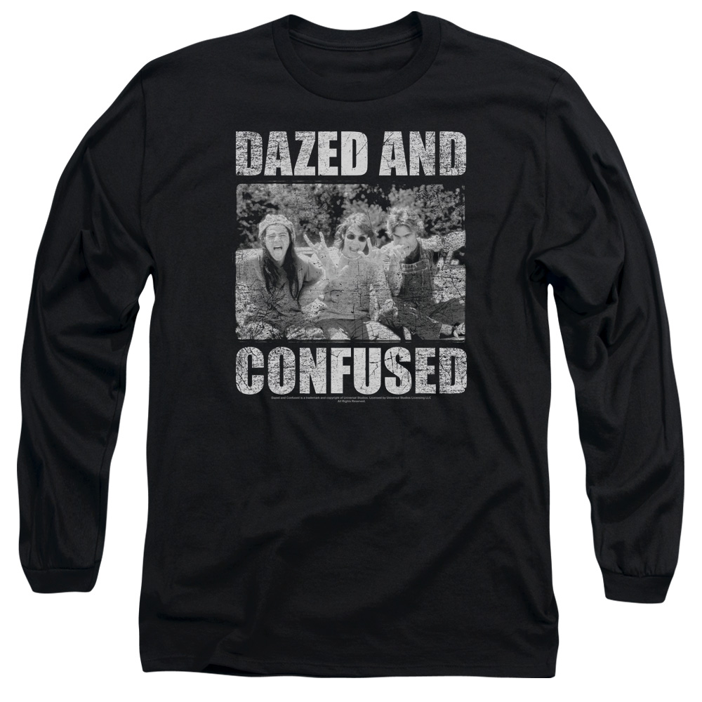 Dazed and Confused Rock On Long Sleeve Shirt