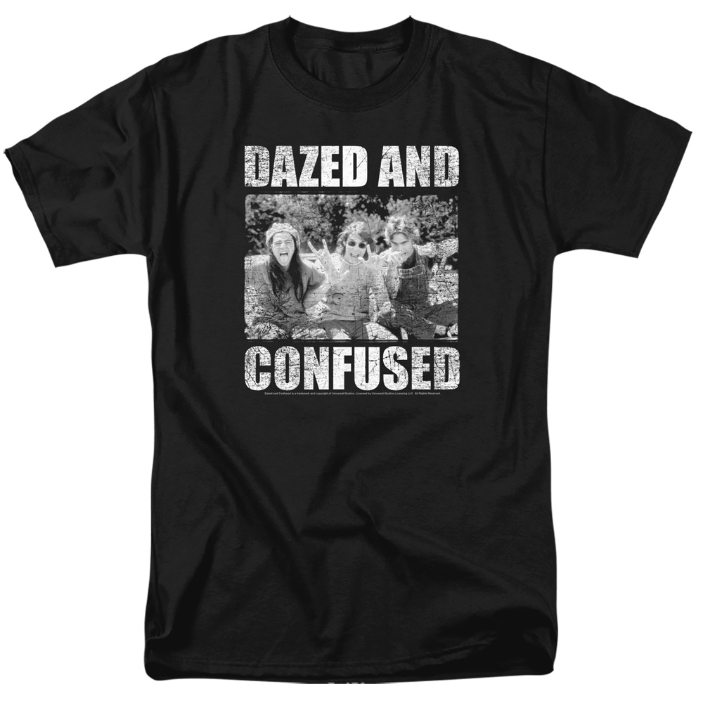 Dazed and Confused Rock On T-Shirt
