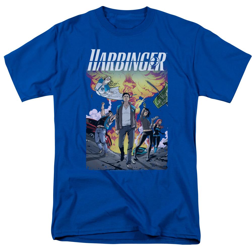 Foot Forward Harbinger T-Shirt