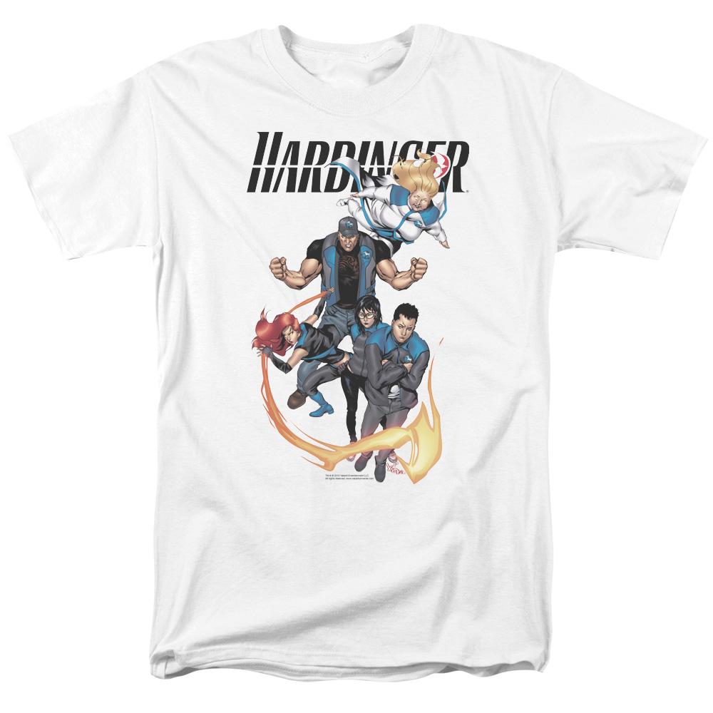 Vertical Team Harbinger T-Shirt