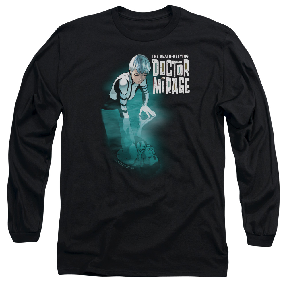 Dr Mirage Crossing Over Long Sleeve Shirt