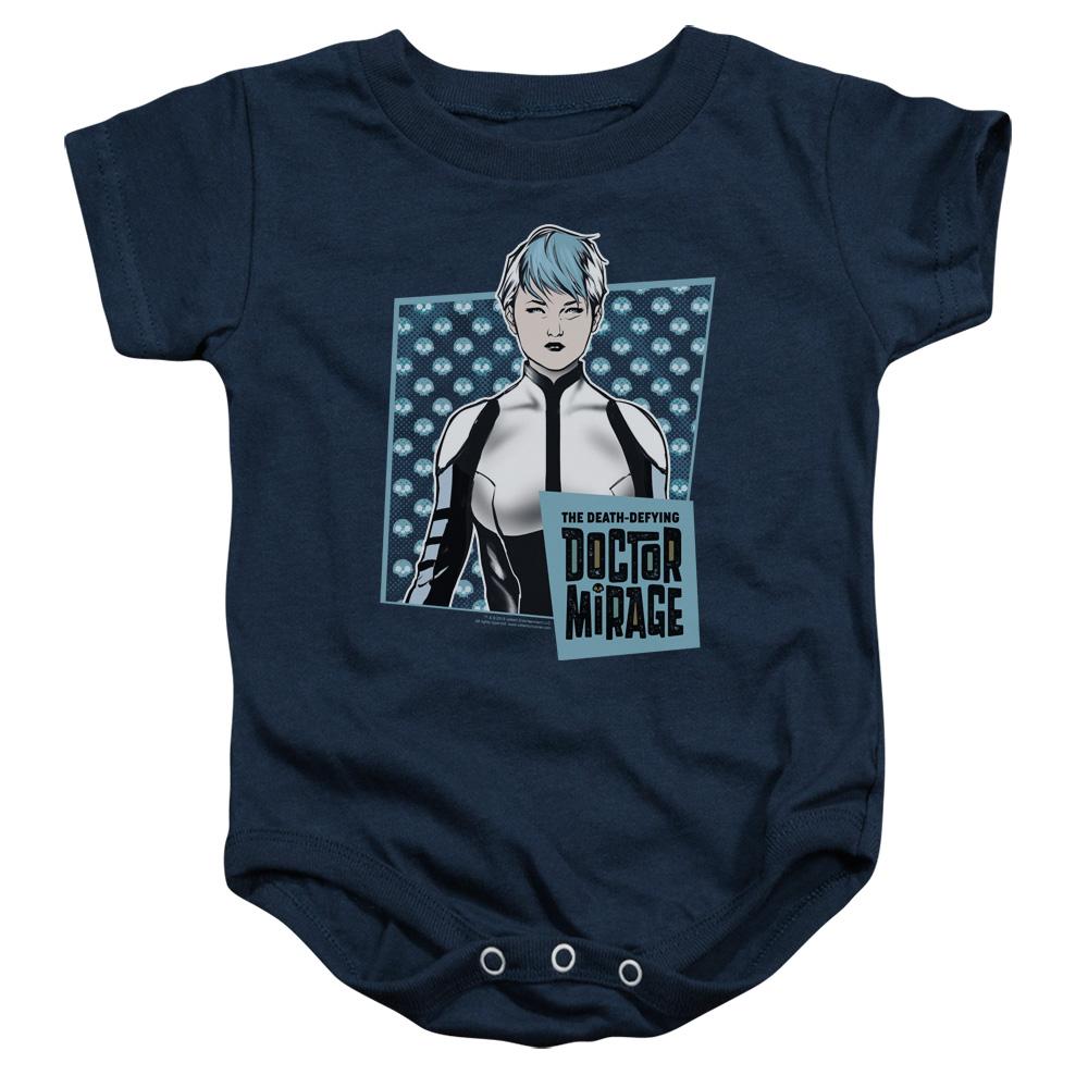 Dr Mirage Good Doctor Baby Bodysuit