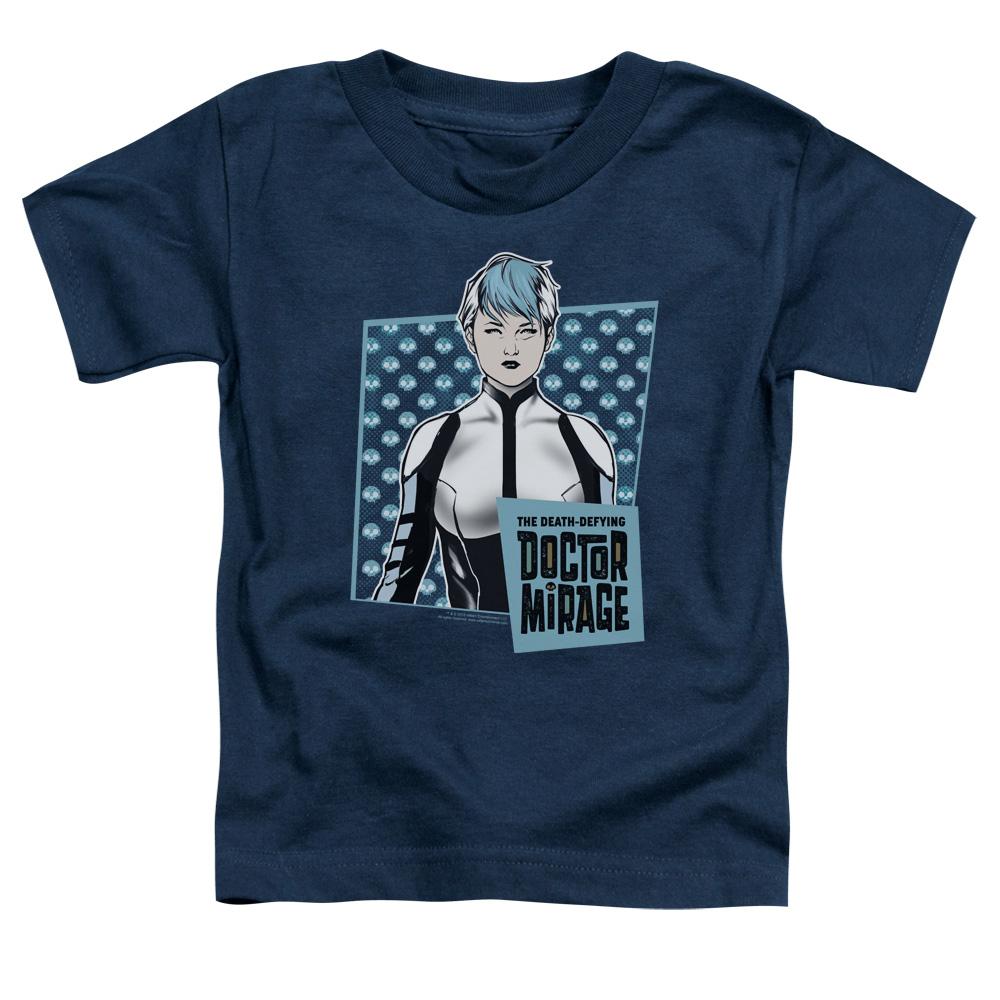 Dr Mirage Good Doctor Toddler T-Shirt