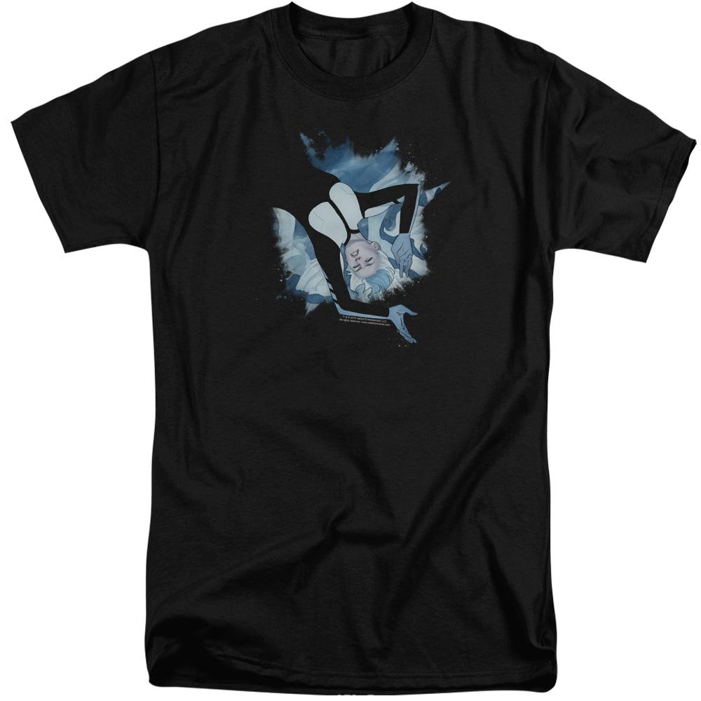 Doctor Mirage Burst Tall T-Shirt