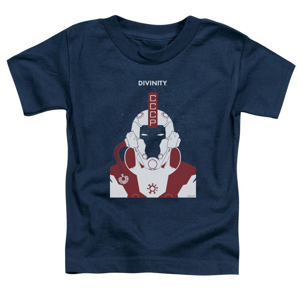 Divinity Helmet Toddler T-Shirt